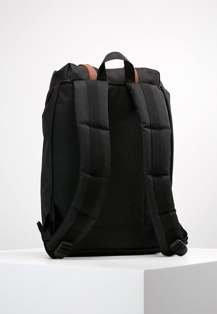 Herschel RETREAT - Tagesrucksack - black/schwarz - Herrentaschen a0YKP