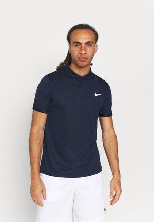 T-shirt de sport - obsidian/white