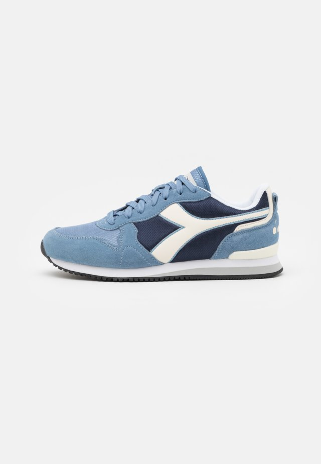 OLYMPIA UNISEX - Sneakers - captains blue/papyrus