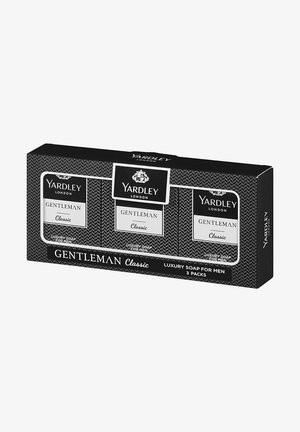 GENTLEMAN LUXUSSEIFE CLASSIC 3 X 90G - Soap bar - -
