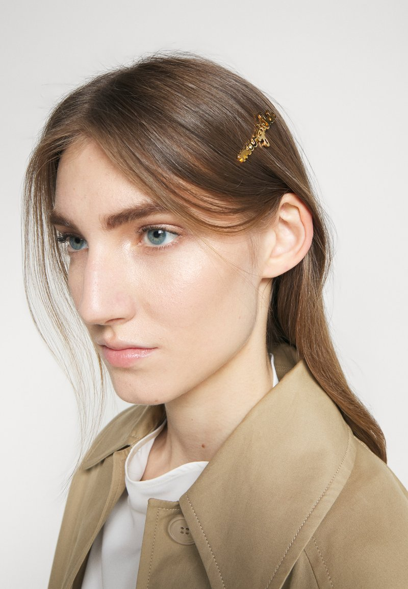 MM6 Maison Margiela - Hair styling accessory - gold-coloured