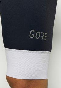 Gore Wear - C5 DAMEN KURZ - Tights - orbit blue/white - 3