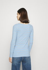 Marc O'Polo - LONG SLEEVE - T-shirt à manches longues - washed cornflower - 2