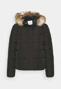 JDY - Winter jacket - black - 4