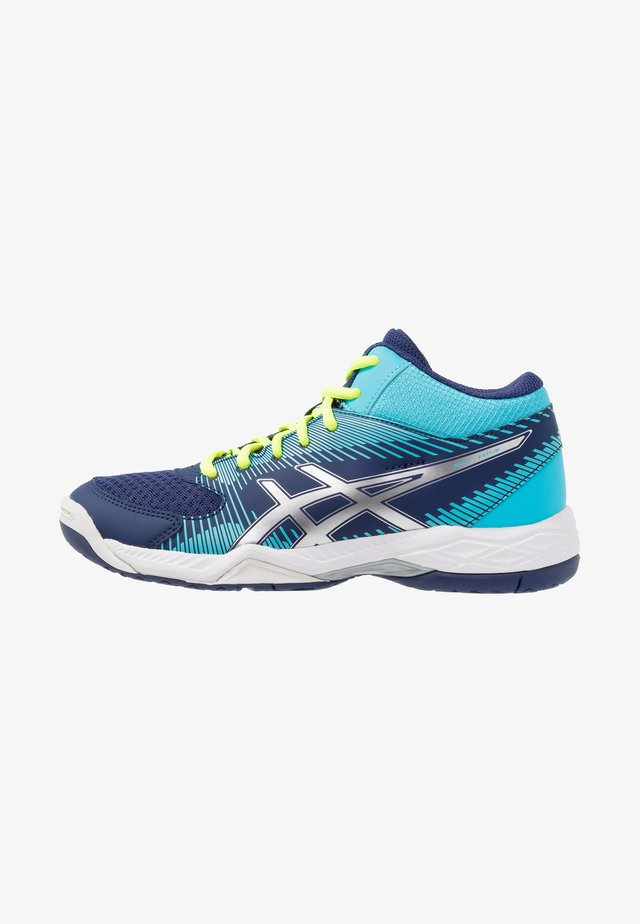 GEL-TASK MT - Volleyballsko - indigo blue/silver