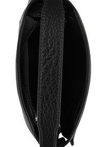 FREDsBRUDER - Across body bag - black - 3