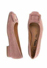 Betsy - Ballet pumps - pink - 3