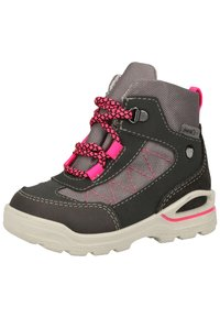 Pepino - Lace-up ankle boots - grigio/graphit/pink 452 - 2