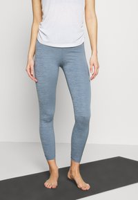 Nike Performance - Tights - diffused blue/diffused blue - 0