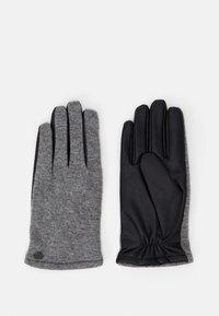 Anna Field - Guanti - black/grey - 0