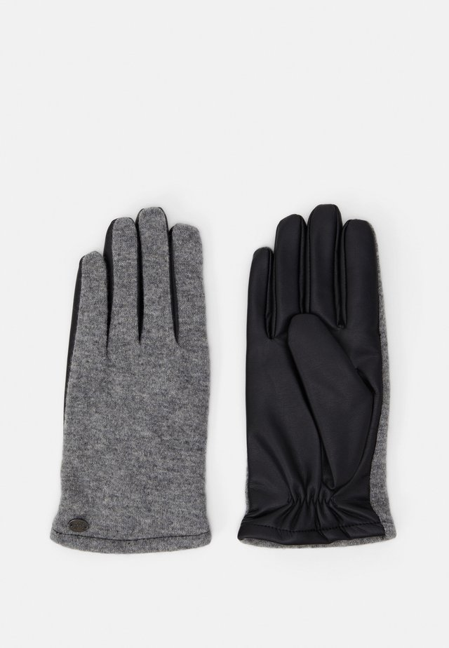 Gants - black/grey