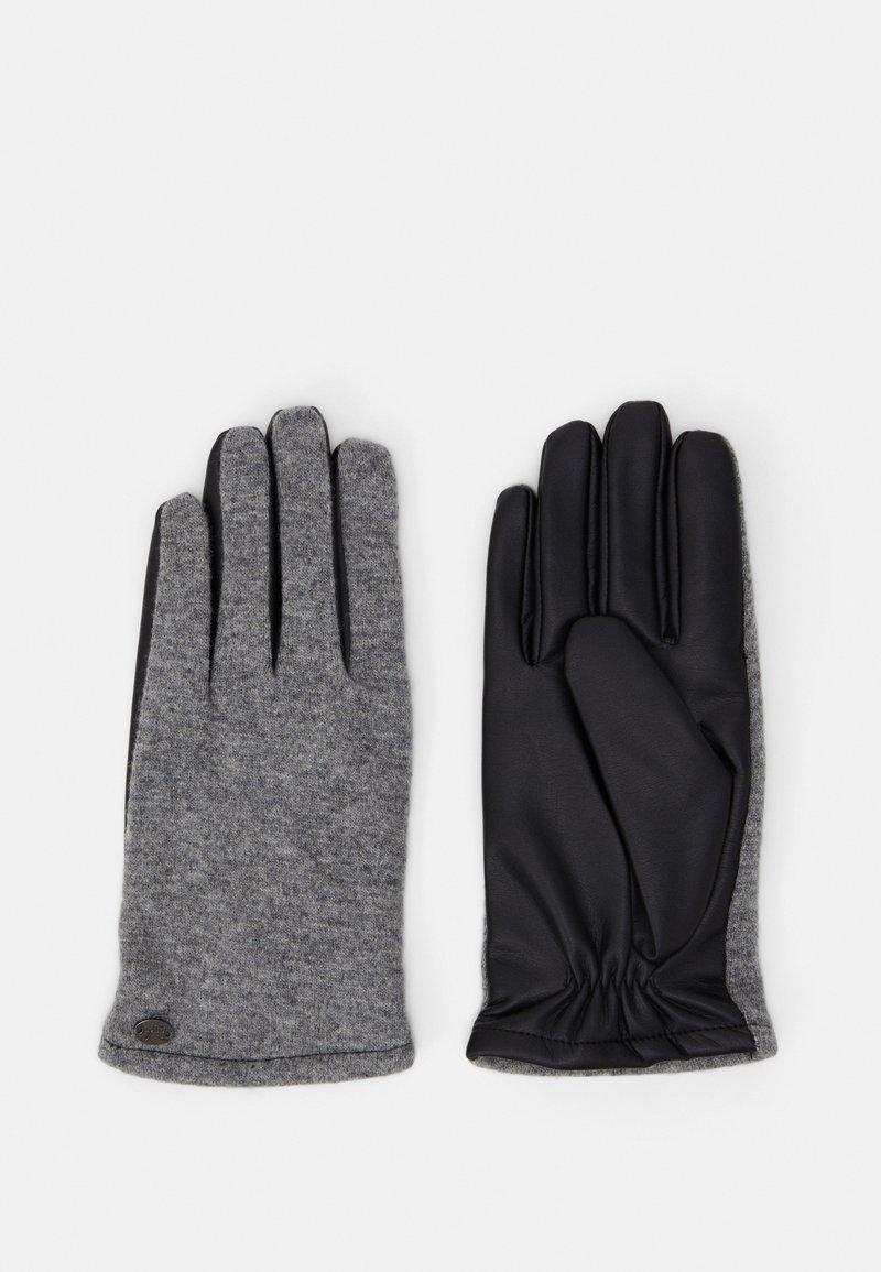 Anna Field - Gloves - black/grey