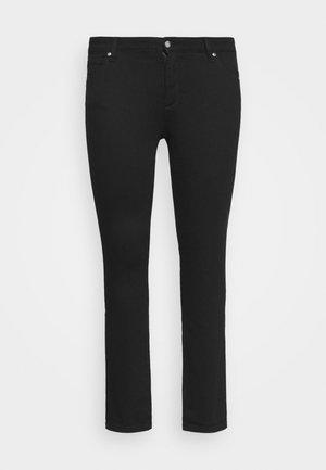 CARWILMA LIFE REG STRAIGHT ANA - Straight leg jeans - black