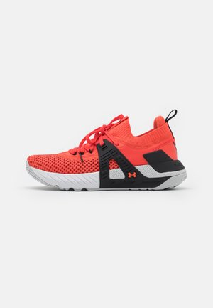 PROJECT ROCK  - Sports shoes - red