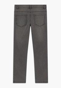 Benetton - Slim fit jeans - dark blue denim - 1