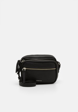 CROSSBODY BAG BUBBLE - Across body bag - black