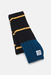 PS Paul Smith - EXCLUSIVE SCARF UNISEX - Šála - black - 1