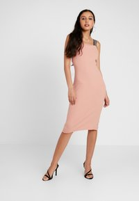 River Island - Shift dress - pale pink - 2