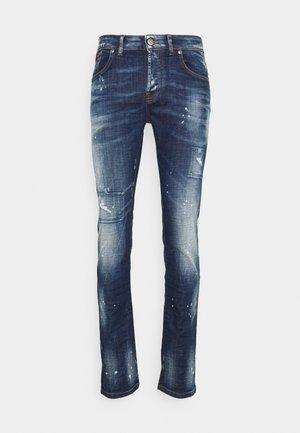 ANTONIUS SID - Slim fit jeans - denim blue medium
