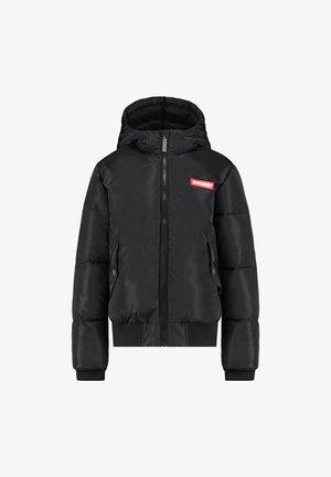 AVIGNON - Winter jacket - deep black