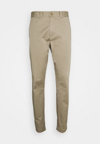 Peak Performance - MOMENT NARROW PANT - Kalhoty - true beige - 4