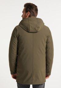 ICEBOUND - Zimní kabát - militär oliv - 2