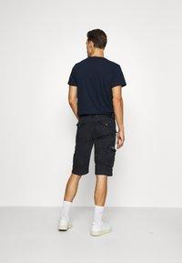 Schott - Cargo trousers - navy - 2