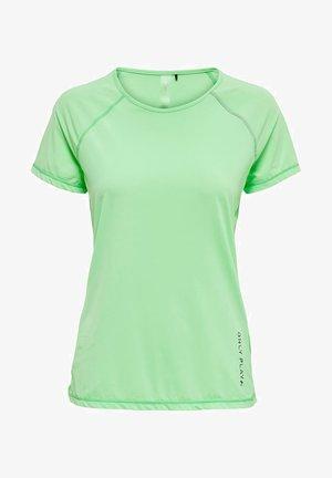 Camiseta estampada - green ash