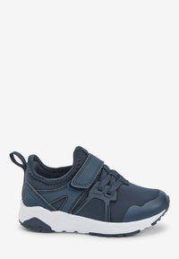 Next - NAVY ELASTIC LACE TRAINERS (OLDER) - Trainers - blue - 3