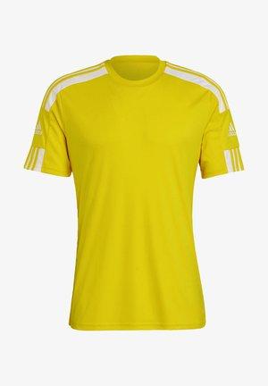SQUADRA 21 TRIKOT - T-shirts print - yellow