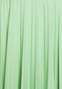 Closet - CLOSET PLEATED COLLARED DRESS - Jersey dress - mint - 2