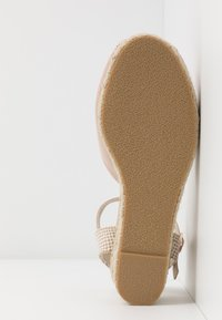 New Look - TOBAGO - Espadrillot - oatmeal - 6