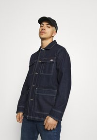 Dickies - MORRISTOWN - Giacca di jeans - rinsed indigo/blue - 3