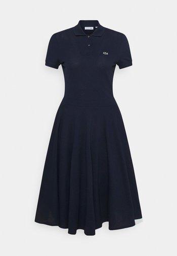EF1682 - Day dress - navy blue