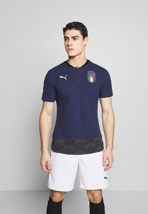 ITALIEN CASUALS - National team wear - peacoat