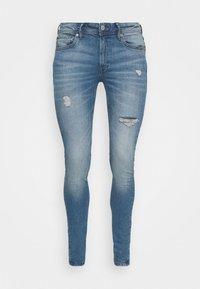 Jack & Jones - JJITOM JJORIGINAL - Jeans Skinny Fit - blue denim - 3