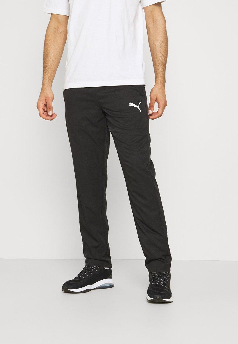 Puma - ACTIVE PANT  - Pantalon de survêtement - black