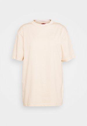 ZUMU TEE - T-shirt basique - pink tint