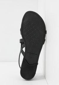 Vagabond - TIA - T-bar sandals - black - 6
