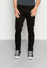 Denim Project - Jeans slim fit -  black - 0