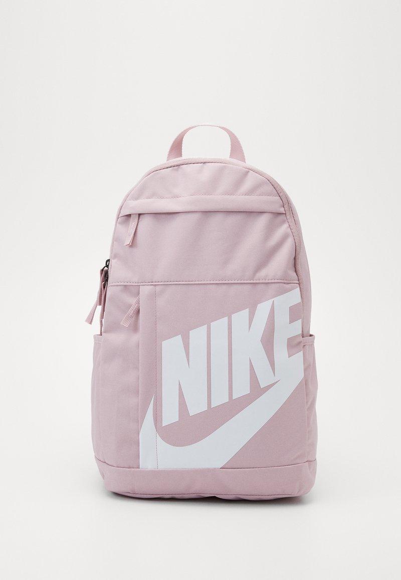 Nike Sportswear - ELEMENTAL UNISEX - Rucksack - plum chalk/black