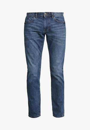 SLIM - Vaqueros slim fit - blue dark wash