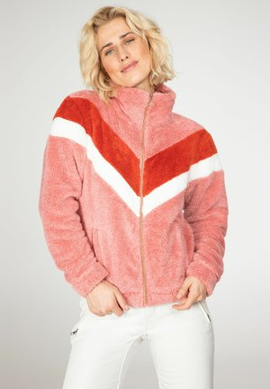 JUNIPER  - Fleece jacket - think pink