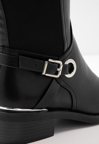 Dorothy Perkins Wide Fit - WIDE FIT KIKKA FORMAL RIDING BOOT - Boots - black - 2