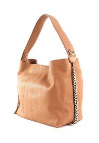 FREDsBRUDER - SOFT ALA - Handbag - dark camel - 2