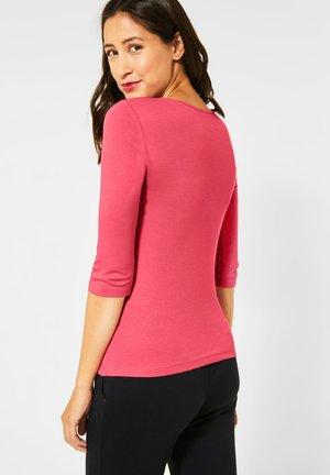 PANIA - Long sleeved top - pink