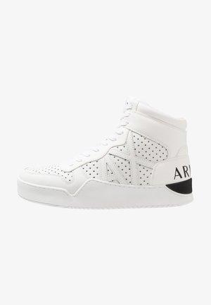 BASKET TOP - Zapatillas altas - white