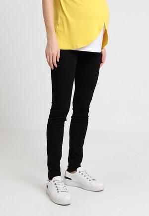 PANTS SOPHIA  - Vaqueros slim fit - black