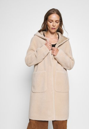 ANGELIQUE REVERSIBLE - Classic coat - coffee