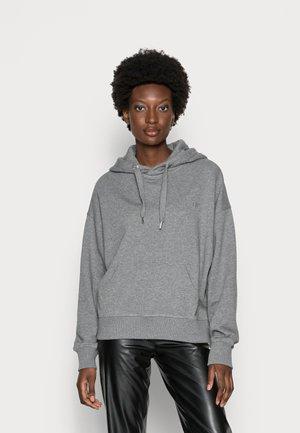 HOODIE VISLA - Sweatshirt - grey melange